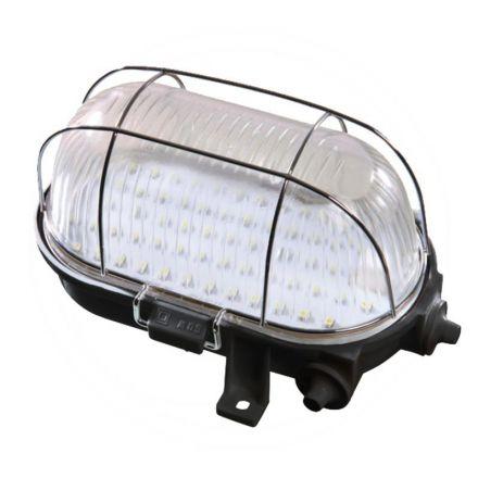 Lampa owalna LED