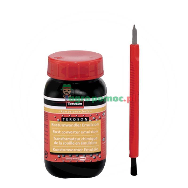 Loctite / Teroson Odrdzewiacz Teroson, 125 ml, ciemnoszary