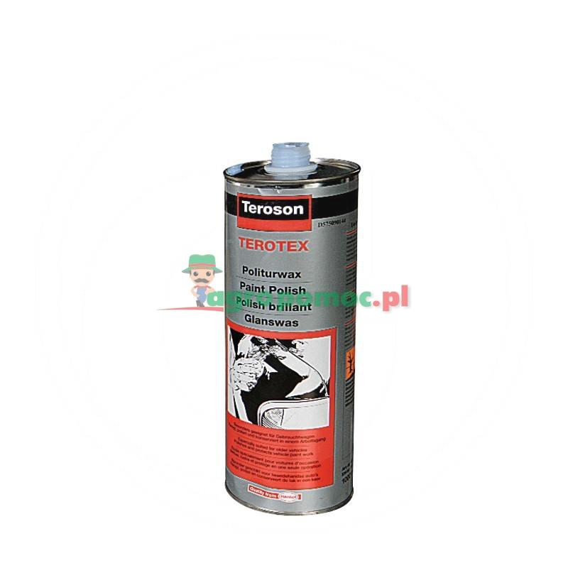 Loctite / Teroson Powłoka ochronna Teroson Terotex Super 3000 Aqua, czarna, 1 l