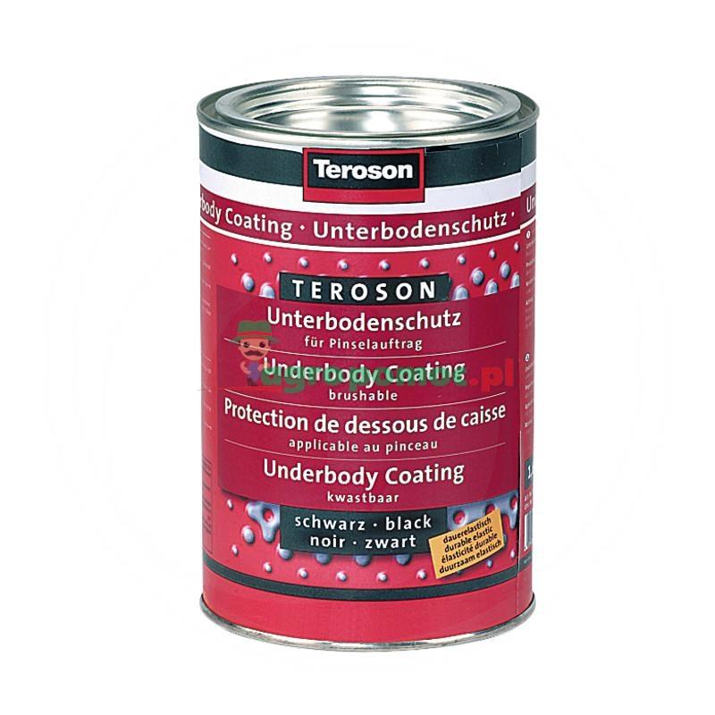 Loctite / Teroson Środek ochronny Teroson UBS czarny, 1,6 kg