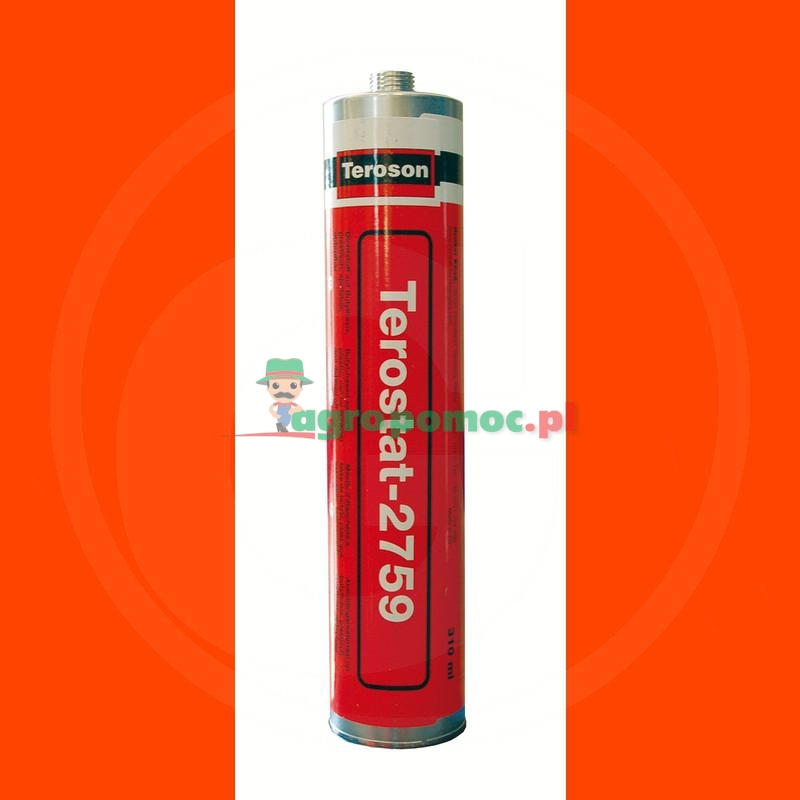 Loctite / Teroson Terostat 2759, uszczelniacz, szary, 310 ml