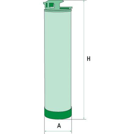 Mann Filter Filtr dokładny powietrza | D00044