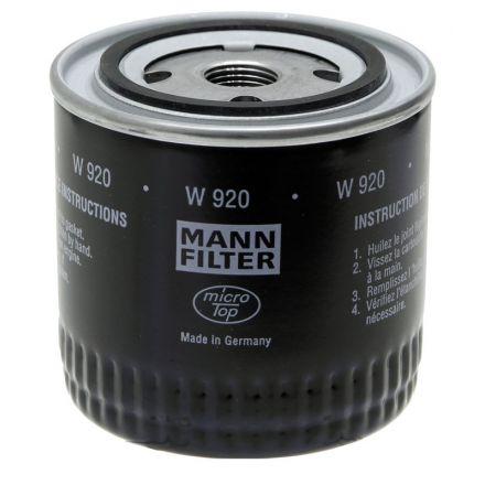 Mann Filter Filtr oleju silnikowego | 229651