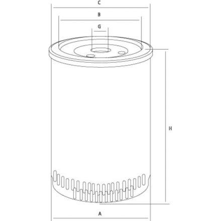 Mann Filter Filtr paliwa | 2.4319.510.1
