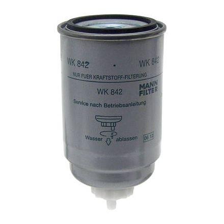 Mann Filter Filtr paliwa | 161500080043, 3132428R2