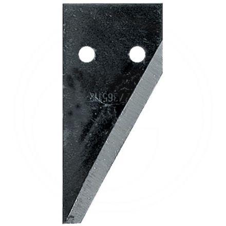 Nożyk skrajny listwy tnącej
