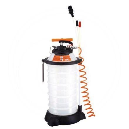 Pompa do odsysania oleju, ręczna i pneumatyczna