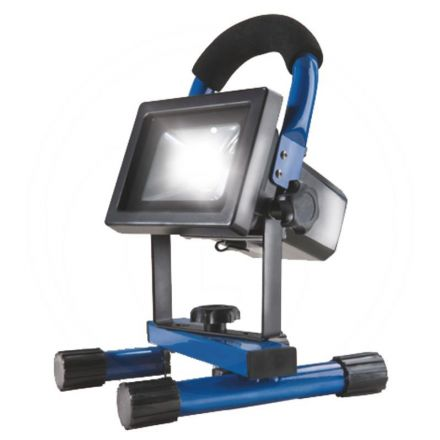 Reflektor akumulatorowy LED