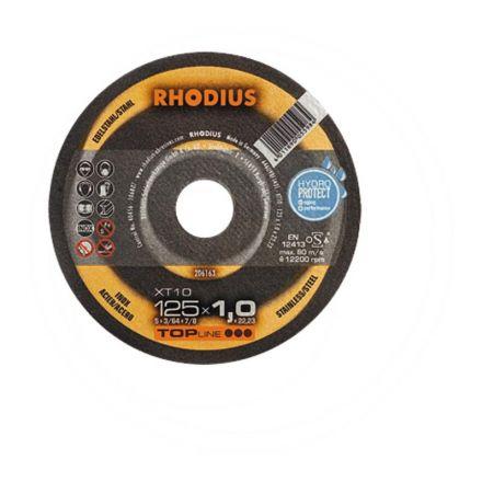 RHODIUS Tarcza do cięcia XT10