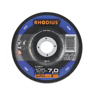 RHODIUS Tarcza do zdzierania RS2