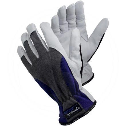 Rind-Narbenleder Handschuh Gr. 8