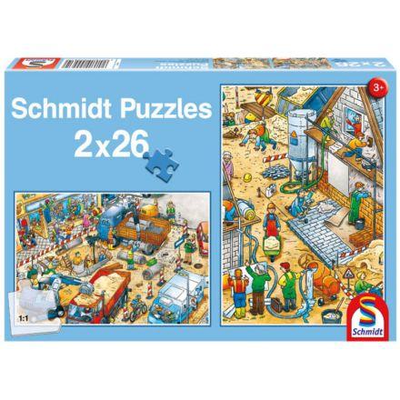 Schmidt Spiele Na budowie