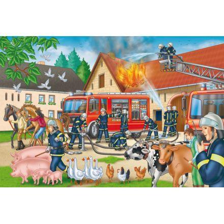 Schmidt Spiele Straż pożarna w akcji