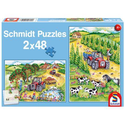 Schmidt Spiele Żniwa