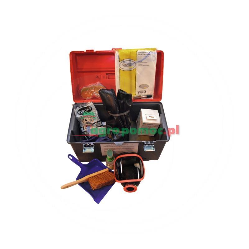 Walizka - zestaw do prac przy substancjach niebezpiecznych