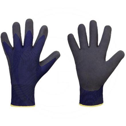 Zimowe rękawice nylonowe