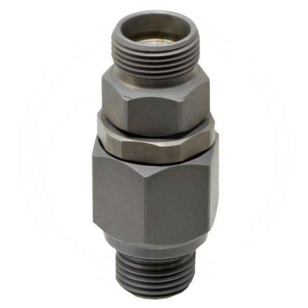 Złącze obrotowe proste 3/8 x 12L (AG-AG)